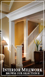 Interior Millwork by Pacific Columns